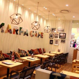 MARFA CAFE LUCUA Osaka