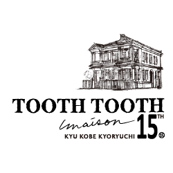 TOOTH TOOTH maison 15th