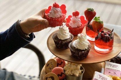 """SCHROEDER & LUCY DAYS"" 限定!《ティーパーティーセット》ご予約受付中!<br><br>/PEANUTS Cafe<br>/PEANUTS DINER"