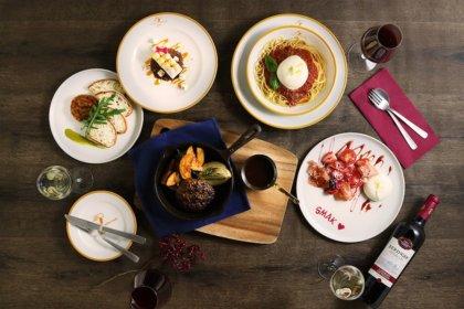 スヌーピーのテーマレストラン「PEANUTS DINER 神戸」にて、神戸の地産地消メニューがたっぷり楽しめる新しいメニューが1/15(火)からスタート!<br><br>/PEANUTS DINER