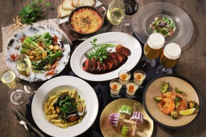 "『Baru&Bistro*musiQ ""mood board""』、自慢のお肉料理を味わう夏のパーティープラン6/10スタート!"