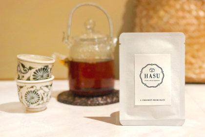 先着200名様限定!ベトナミーズ ティー&キッチン『HASU(ハス)』オープンを記念し、オリジナルティーの茶葉をプレゼント