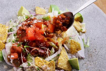 アメリカ西海岸とメキシコがMIXしたモダンカフェ『MARFA CAFE ルクア大阪店』から、4種のランチメニューが登場!<br><br>/MARFA CAFEルクア大阪店
