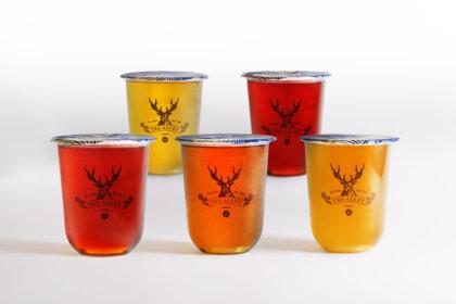 """お茶に恋をするティーストア""""THE ALLEY""""が、9月30日(月)より全店で選べる茶葉の種類が5種類に!"""