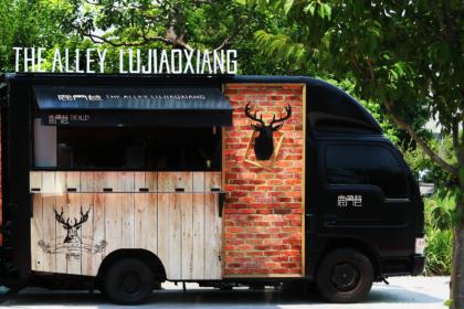 """大阪に再び!本格派ティーストア""""THE ALLEY""""が、2019年10月11日(金)から10月22日(火)までの期間限定で、梅田エストにてPOPUPフードトラックを出店!"""