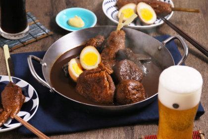 今しか味わえない!アツアツ味噌煮込みおでん&限定COEDOビールが『東京ビアホール&ビアテラス14』より期間限定で登場!
