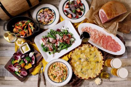 忘新年会にもおすすめ!『BARBARA market place イタリアン食堂』より冬限定パーティープラン11/7(木)スタート!