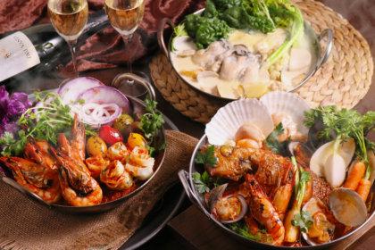 選べる3種類のお鍋で、身体の芯から温まる!恵比寿『シロノニワ』の冬鍋フェア、1月15日(水)より期間限定開催