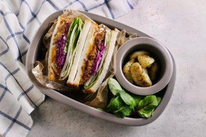 『MARFA CAFE ルクア大阪店』から、サンドイッチやライスプレートなど新しいグランドメニューが多数登場!