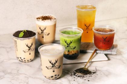 お茶に恋をする、本格派ティーストア『 THE ALLEY』が2020年9月1日(火)にコモレ四谷にGRAND OPEN!<br><br>/THE ALLEY