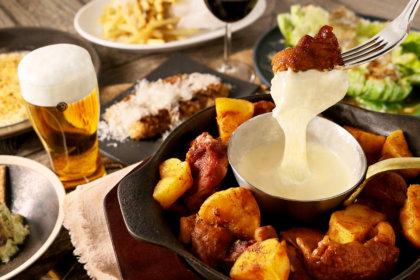 """国産""""KAWABA CHEESE""""を味わう、チーズ酒場へようこそ。『リブラボキッチン 品川』チーズフェア、11/24(火)スタート!<br><br>/リブラボキッチン 品川"""