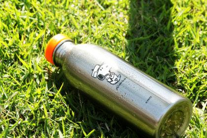 """24BOTTLESコラボアイテム!環境保全を提唱するイタリアのデザインブランド""""24ボトルズ""""とのコラボレーションボトルがPEANUTS Cafeに登場!<br><br>/PEANUTS Cafe,PEANUTS DINER"""