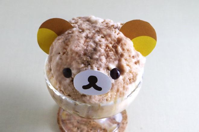 「リラックマのまくまくかき氷」と「コリラックマのほわほわかき氷」がリラックマコラボカフェ2店舗に新登場!