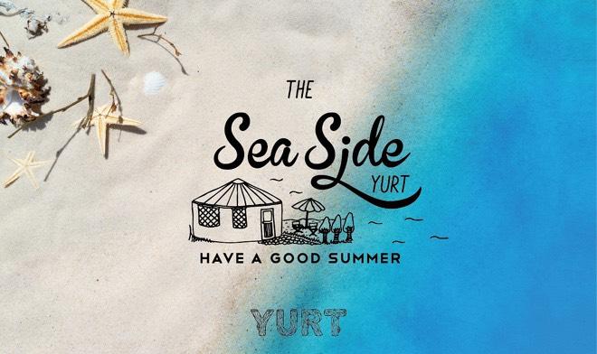 Let's Sea Side Party! YURT神戸でシーサイド気分を楽しもう!
