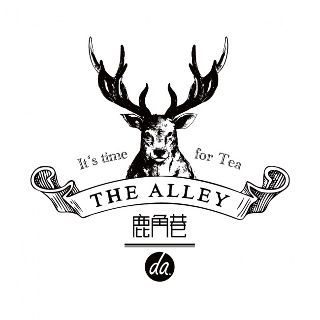 「THE ALLEY ジ アレイ」ロゴ