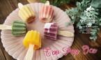 カヌレの形のアイス「TOO POP ICE」がリニューアルして登場!