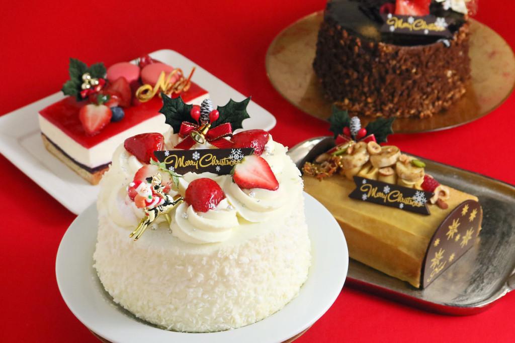 10月8日(月)予約受付開始!ご家族や大切な人とのパーティーを彩るクリスマスケーキ4種が登場!