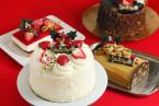 10月8日(月)予約受付開始!ご家族や大切な人とのパーティーを彩るクリスマスケーキ4種が登場!/バルバラ スイータブル