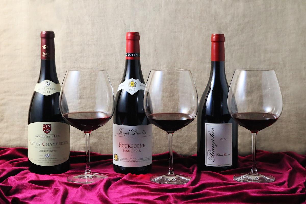 映画「おかえり、ブルゴーニュへ」コラボレーション・ワイン3種テイスティングセット
