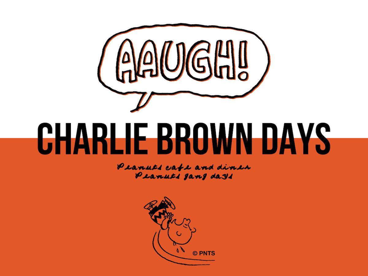 チャーリー・ブラウンのフェア『CHARLIE BROWN DAYS』