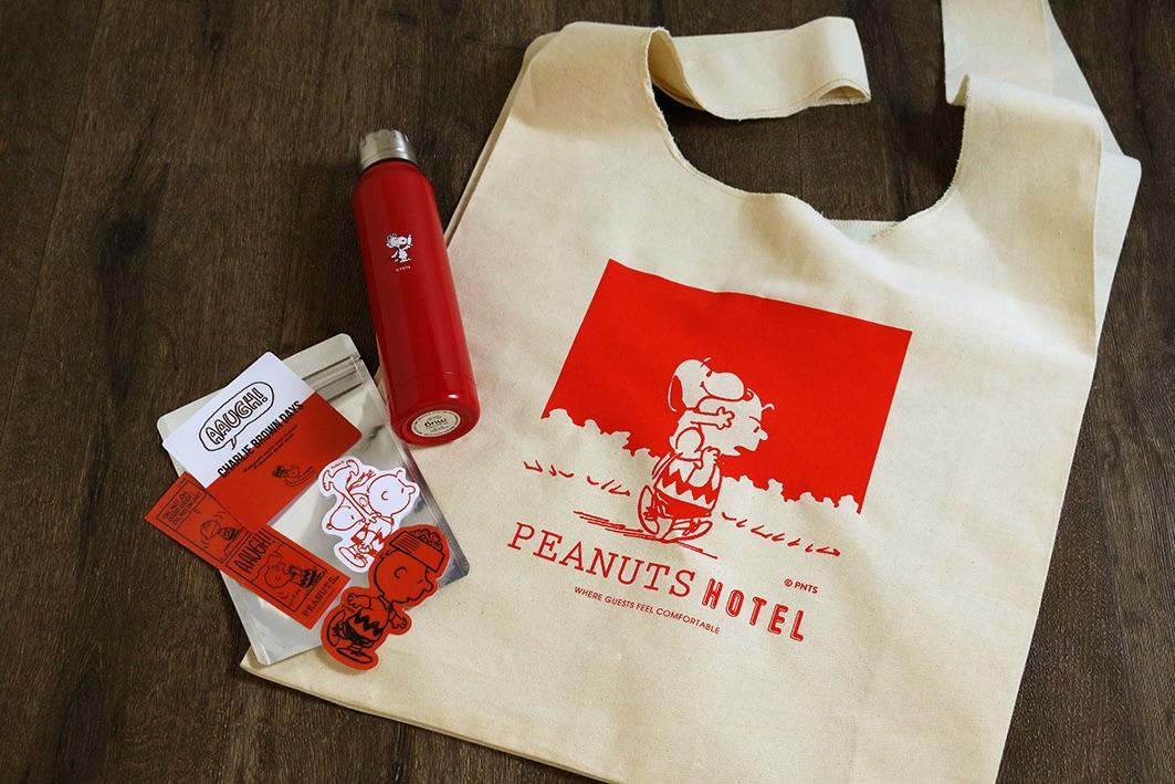PEANUTS HOTEL マルシェバック/チャーリー・ブラウンのフェア『CHARLIE BROWN DAYS』