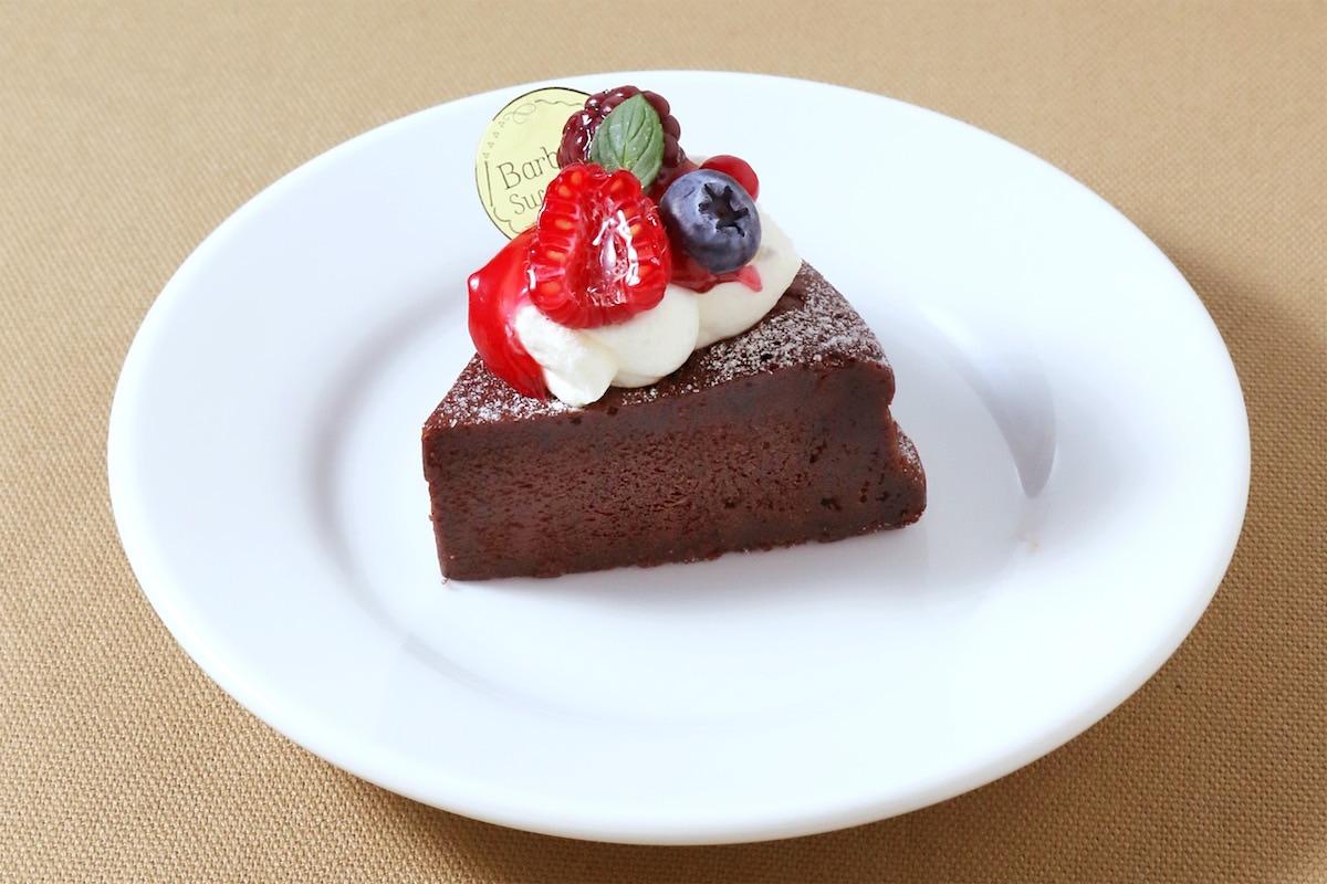 赤い果実のガトーショコラ/バルバラ スイータブル