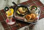 スヌーピーの仲間たちと楽しむクリスマス。「PEANUTS Cafe 中目黒」「PEANUTS DINER 横浜」「PEANUTS DINER 神戸」にて12/5(水)からスタート!