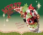 クリスマスはピーシーズのパフェラッチョでパーティー☆